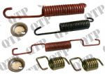 BRAKE SPRINGS ( SET OF 2 )